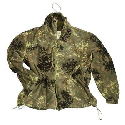 Flecktarn Fleece Jacket
