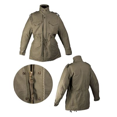 Jacket U.S. M65 NYCO TEESAR OLIVE