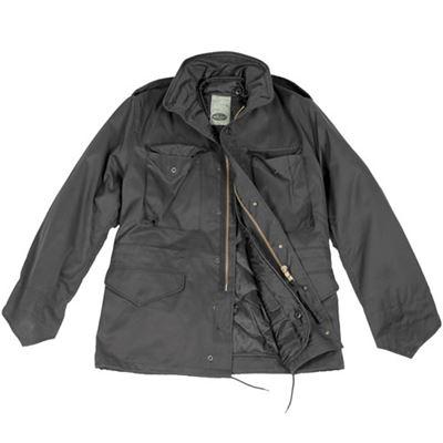 Jacket U.S. M65 imp. lined with BLACK