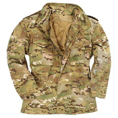 Jacket U.S. M65 imp. lined with MULTITARN