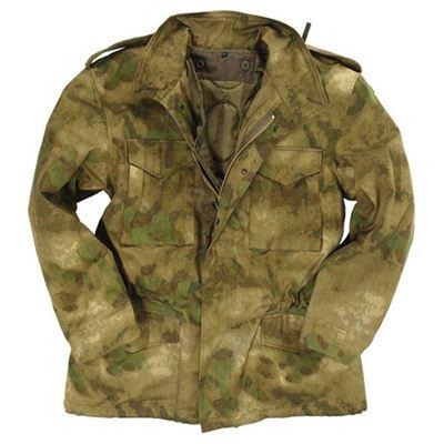 Jacket U.S. M65 imp. lined with MIL-TACS FG