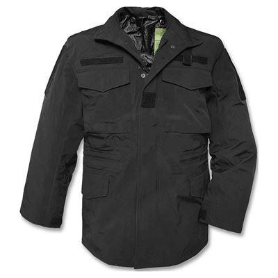 U.S. M65 jacket plus trilaminate BLACK
