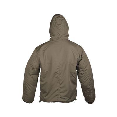 ANORAK warm jacket OLIVE