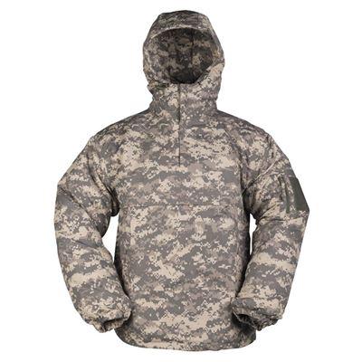 ANORAK warm jacket AT-DIGITAL