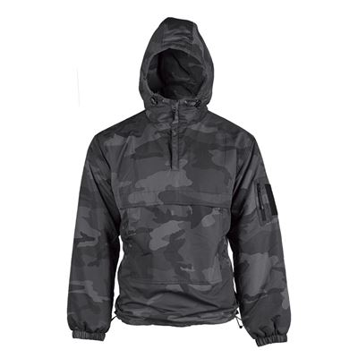 ANORAK warm jacket DARK CAMO
