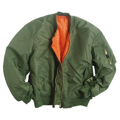 MA1 Bomber Jacket BASIC OLIV