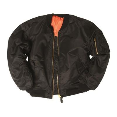 MA1 Bomber Jacket BASIC BLACK