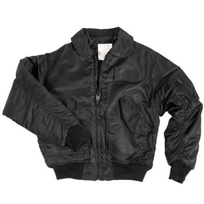 Pilot US CWU Jacket BLACK