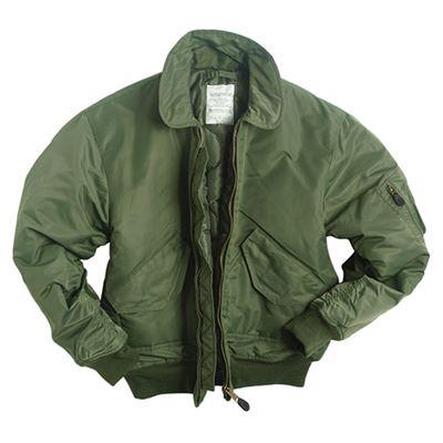 U.S. CWU BASIC Pilot jacket OLIVE