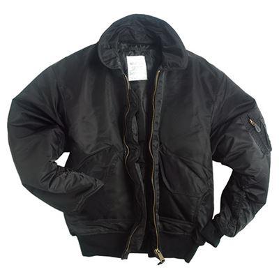 U.S. CWU BASIC Pilot jacket BLACK