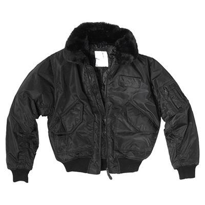 SWAT MA2 Jacket BLACK