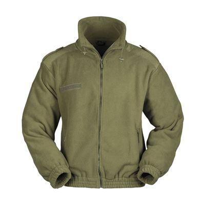 Fleece Jacket French Style OLIVE