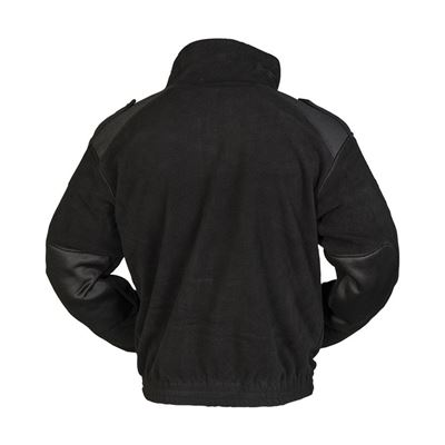 French Style Jacket FLEECE BLACK