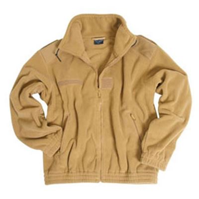 Jacket FLEECE French typ COYOTE