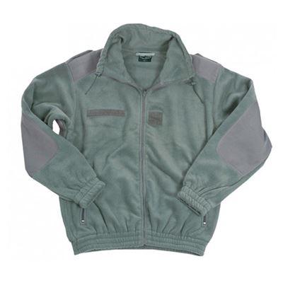 Fleece jacket FOLIAGE French Style