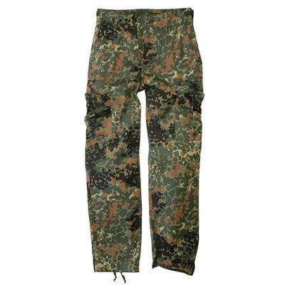 U.S. BDU type pants RANGER Flecktarn