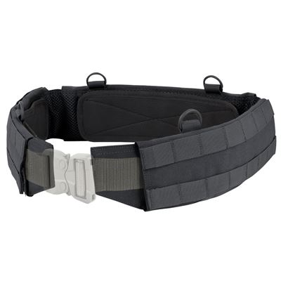 Slim Battle Belt BLACK