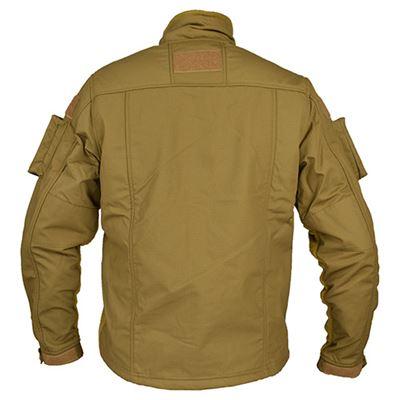 COMBAT Fleece Jacket COYOTE