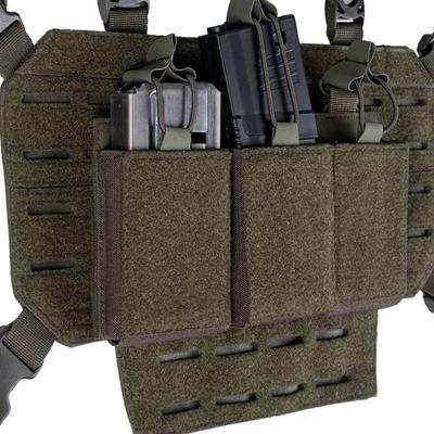 TRIPLE MAGAZINE POUCH M4/M16/AR15 OLIVE DRAB