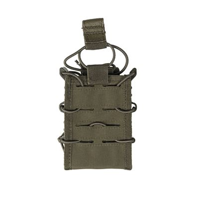 OPEN TOP FLEX MAGAZINE POUCH SINGLE OLIVE DRAB