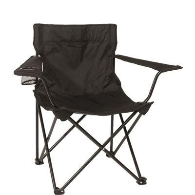 Folding chair RELAX BLACK