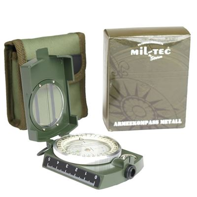 Compass Metal ARMY OLIVE