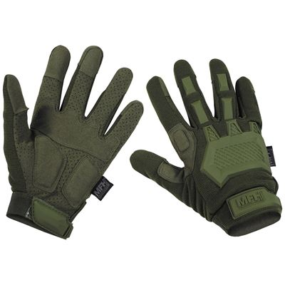 Tactical ACTION Gloves OLIVE DRAB