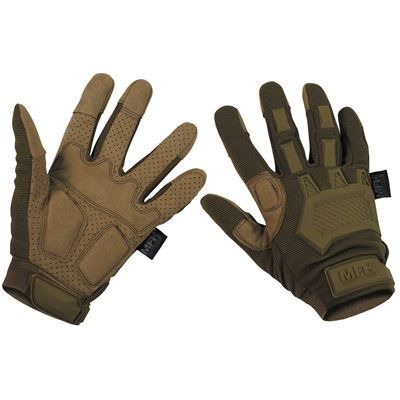 Tactical ACTION Gloves COYOTE TAN