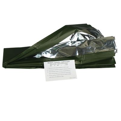OLIVE protective foil AL / SILVER