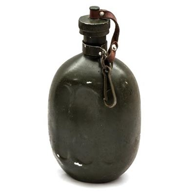Used HUNGARIAN Field Bottle ALU 60´s