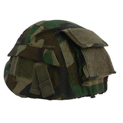 Helmet cover PASGT U.S. WOODLAND MT-PLUS