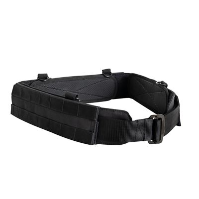 MOLLE Low Profile Tactical Battle Belt BLACK