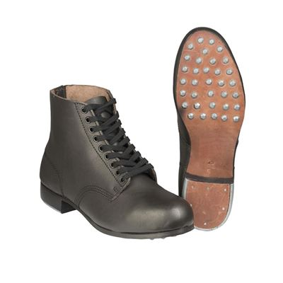 Lace-up shoes WH low SAND repro