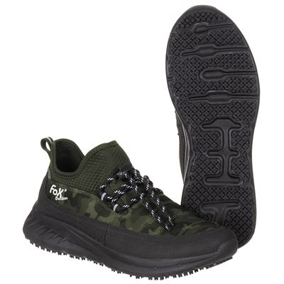Outdoor Shoes SNEAKERS CAMO