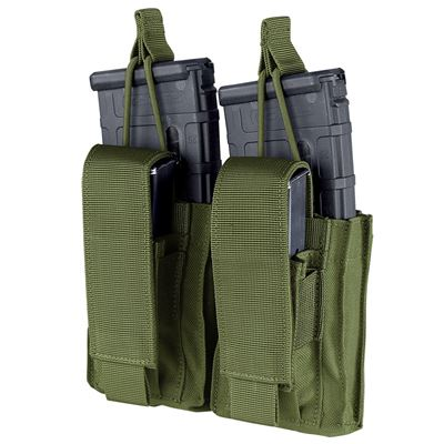 DOUBLE KANGAROO MAG POUCH GEN II OLIVE DRAB