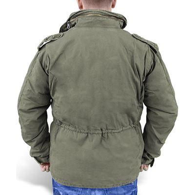 U.S. M65 Regiment Jacket with liner OLIVE