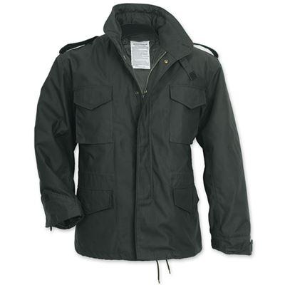U.S. M65 Jacket BLACK