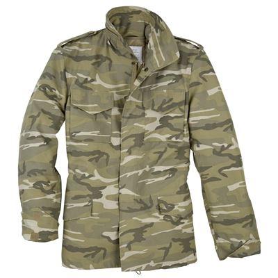 U.S. M65 Jacket DESERT LIGHT CAMO
