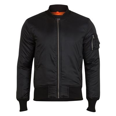 Jacket MA1 BOMBER basic BLACK