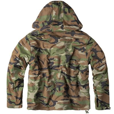 WINDBREAKER Jacket WOODLAND