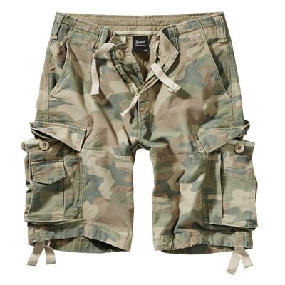 Short pants SURPLUS Vintage LIGHT WOODLAND