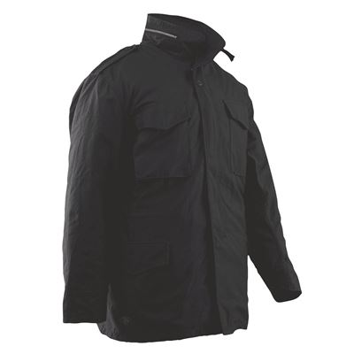 Jacket M65 with liner BLACK