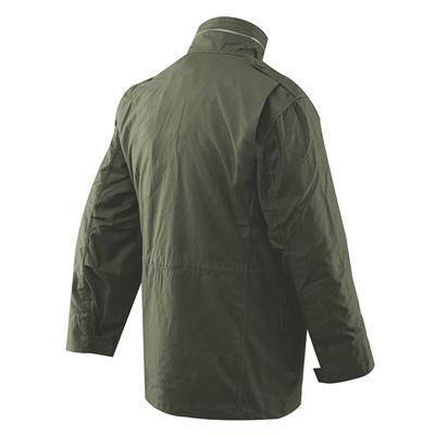 Jacket M65 with liner OLIVE