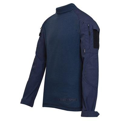 Tactical Combat Shirt rip-stop BLUE