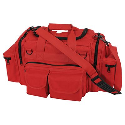 EMT medical bag RED