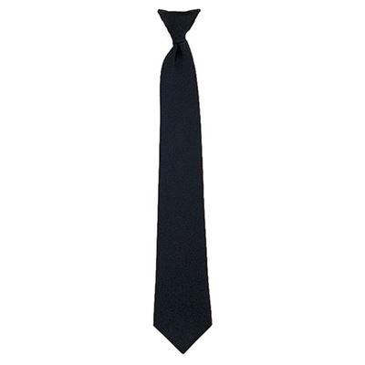 Tie BLACK POLICE 50 cm