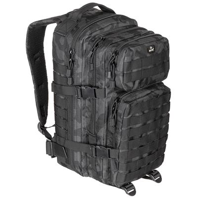 Even a small backpack ASSAULT CAMO NIGHT