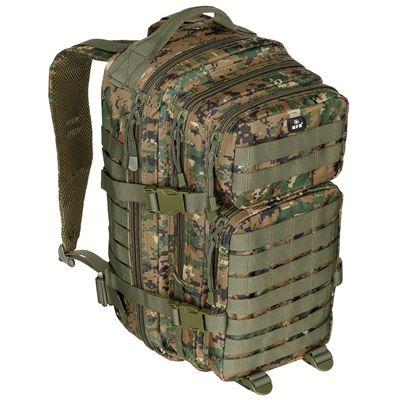 ASSAULT small backpack I DIGITAL WOODLAND