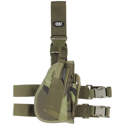 Thigh holster for CZ 95 rifle right