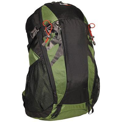 Backpack ARBER 30 GREEN-BLACK